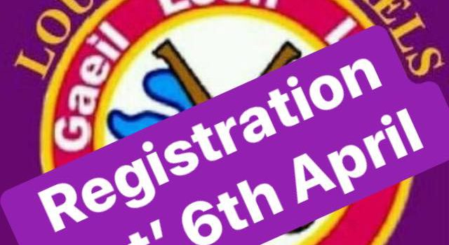 Lough Lene Gaels Registration
