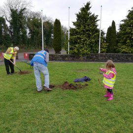 Next Tidy Towns Clean up Thursday 23rd May