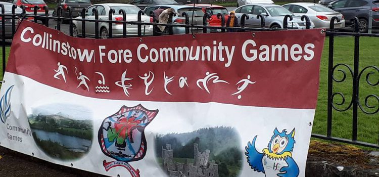 Collinstown Fore Community Games AGM