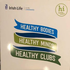 Lough Lene Gaels Wins Healthy Club Status