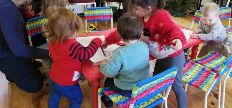 Toddler Group Christmas