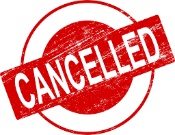 Tomorrow's Toddler Group Cancelled