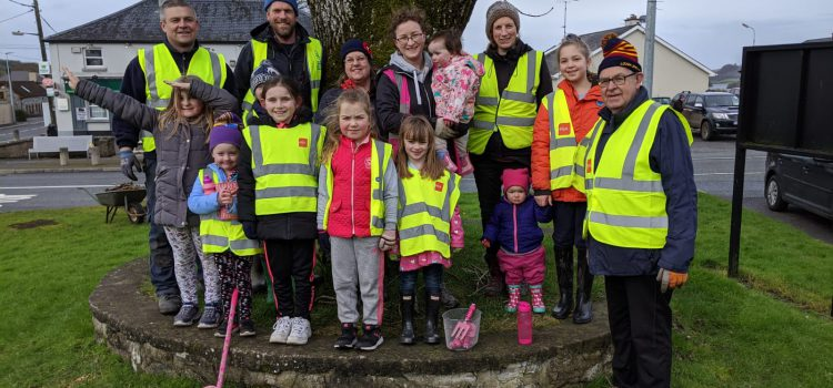 Village Clean Up Sat 22nd Feb
