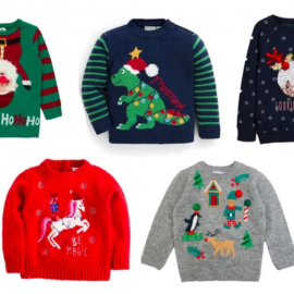 We want your pre loved Christmas Jumpers