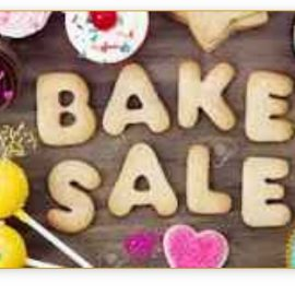 Bake Sale for Collinstown NS