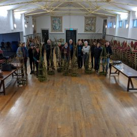 Tidy Towns Willow Workshops – A Great Success