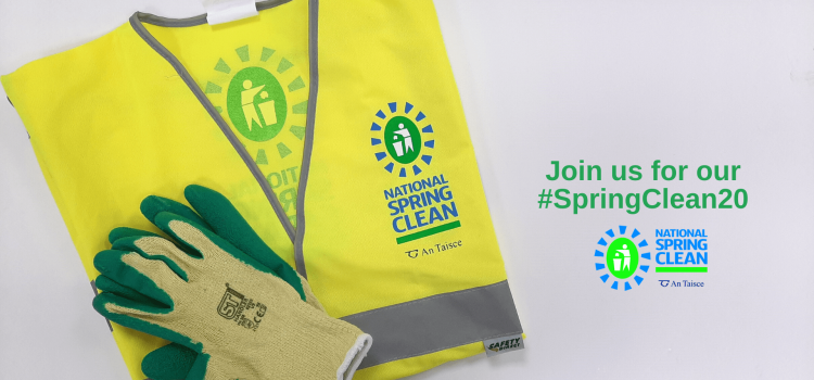 National Spring Clean – Collinstown Tidy Towns