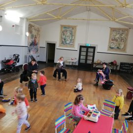 Collinstown Parent, Toddler and Baby Group Paused