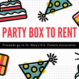 Rent the Party Box